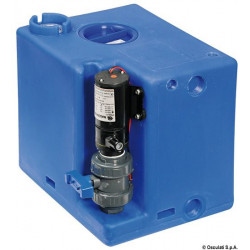 Abwassertank + Zerhacker 12 V